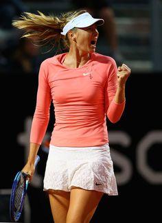 Maria Sharapova Photos: The Internazionali BNL d'Italia 2015 - Day Five