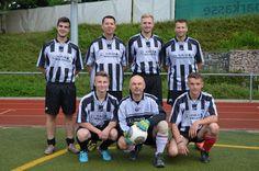 Unser Annaberger-Team beim 1. Firmen-Benefizcup des VfB Annaberg 09. Der Erlös wurde für einen guten Zweck gespendet.