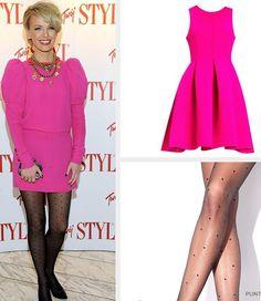 La petite robe rose...