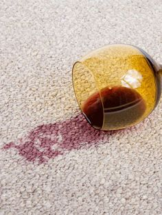 Ugh! You spilled on your carpet. Here's the right way to remove any stain.