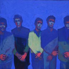 "Saatchi Online Artist Pawel Kwiatkowski; Painting, ""..."" #art"