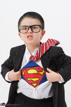 clark kent costume - Google Search