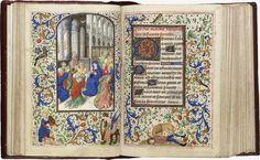 Trivulzio-getijdenboek, vijftiende eeuw - Historiek.net   Geschiedenis nieuws