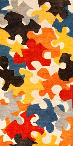 Коллекция ковров от звездных архитекторов
