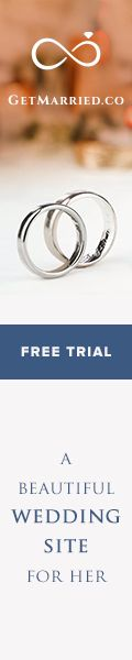 Create your very own #bridal #site has never been easier w/ GetMarried.Co. 30-day #free trial! #getmarried #GetMarried http://getmarried.co/