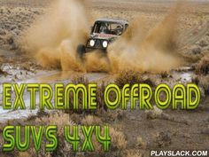 Extreme Offroad SUVs 4X4  Android Game - playslack.com , Go behind the wheel of a mighty off-road automobile and steer it along arduous and risky tracks arid of different hindrances. Enjoy swift drive along the extreme line of this game for Android. Speed up the dense vehicle to the top speed to beat the line in the abbreviated time accomplishable. Jump across the hills and other hindrances. rise the abrupt slopes and come down. Dodge insuperable hindrances on the route. enhance your riding…