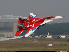 Mikoyan-Gurevich MiG-29OVT - Russia - Air Force | Aviation Photo #1254527 | Airliners.net