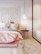 Refined boho chic bedroom designs (46)