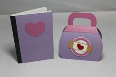 Doc McStuffins (inspired) Favor Box. $2.50, via Etsy.