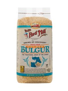 100% wholegrain bulgur wheat is so quick and easy to make and is perfect for my stuffing!