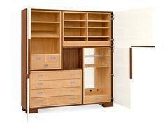 Wooden highboard ASTRUM - RODAM  Cool