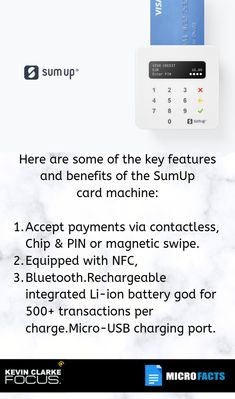 credit card machine Debit card reader for small bu - Credit Card Machine, Card Reader, Growing Your Business, Business Marketing, Super Easy, Printer, How To Make Money, Gadgets, Number