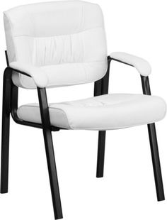 details about white leather reception area side chair waiting room office chair bela stackable office chair