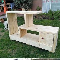 Allure your home with the cheap wooden pallet projects! The New Year is the right time for home renovation. Outdoor Pallet Projects, Wood Projects For Beginners, Wooden Pallet Projects, Wooden Pallets, Pallet Walls, Pallet House, Pallet Furniture, Pallet Tv, Pallet Ideas Easy