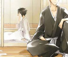 Image about couple in 🇧🇱🇪🇦🇨🇭 by Naho on We Heart It Bleach Ichigo And Rukia, Bleach Anime, Bleach Couples, Bleach Fanart, Find Image, Manga, We Heart It, Fan Art, Ghibli