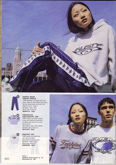 Alloy catalog from 1998 Fashion Mag, 90s Fashion, Vintage Fashion, Fashion Outfits, Skate Fashion, Stylish Outfits, Street Fashion, Sup Girl, Early 2000s Fashion