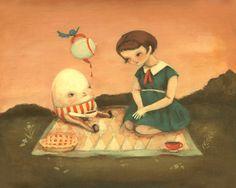 Emily Winfield Martin, Illustration | Muffinella