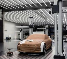 Clay model of the #Audi A7 sits in the premium carmaker's new design studio in Ingolstadt  #AudiA7 #newcar #cardesign #formtrends #automotivedesign #vehicledesign #car #design #photo #carpic #carpictures #cars #cardesigner #carstagram #instacar #carsofinstagram #picoftheday #clay #claymodel #claymodeling #cardesign #inthestudio #transportationdesign #carstagram #instacar #modeling #cardesignmodel #automotive #photooftheday #claymodeler #car #automotivephotography