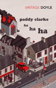 Paddy Clarke Ha Ha Ha   by Roddy Doyle    #reads #books