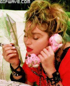 Madonna Desperately Seeking Susan  Madonna susan desperately seeking susan gif