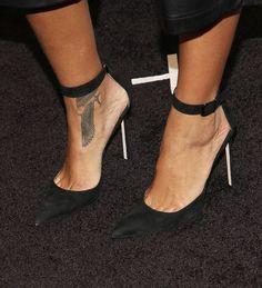 rihanna sandali | Photos des tatouages de Rihanna - Tattoo Egrafla