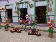 Calle del Recuerdo-Filandia-Quindío.