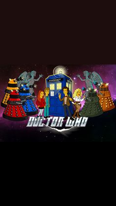 Doctor Who: The Simpon's did it...LOL