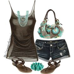 Untitled #1030, created by mzmamie on Polyvore
