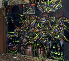 Tribute To Graffiti: 50 Beautiful Graffiti Artworks | Smashing Magazine