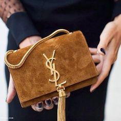 Handbag Heaven...Love this bag #YSL - clutch bags, designer evening bags, replica bags *ad