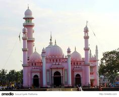 The mosque of Beemapally in Kerala, India