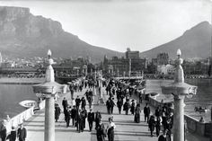 Cape Town. History in Photos