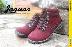 Con tu actitud vuélvete un #Aventurero con unos calzados de calidad #QuieroJaguar (y)