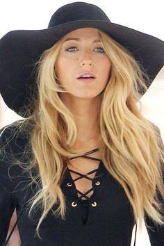 Blake Lively-love her hair