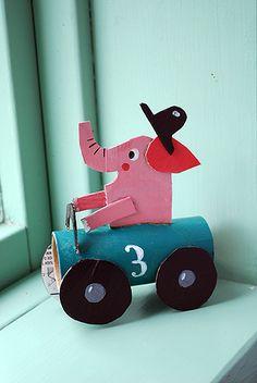 carnetimaginaire: Ingela P Arrhenius, Elephant...