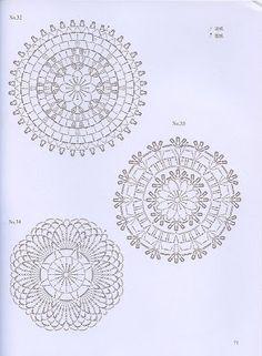 Crochet Knitting Handicraft: crochet lace 60 2