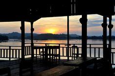 Khong island, Laos