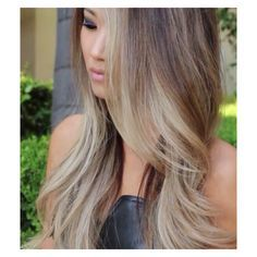 beautiful • blond • brunette • ombre • everyday • windswept • hairdo • cute • pretty • hair • style