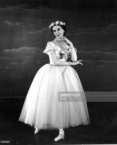 Dame Alicia Markova, professional name of Lilian Alicia Marks, the English ballerina. She joined Diaghilev's Ballet Russe in 1924. She was created DBE in 1963.
