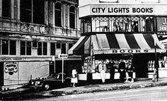 Luces de la ciudad, San Francisco, alrededor del año 1970
