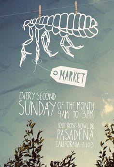 Flea Market Poster - Jessica Baluyot