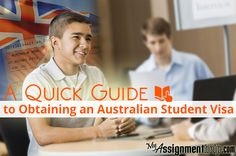 A Quick Guide to Obtaining an Australian Student Visa