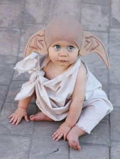 """Some aren't even human.   19 """"Harry Potter"""" Babies That Are Absolute Magic"""