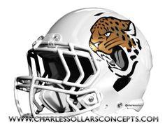 Charles Sollars Concepts @charles elliott Sollars #Jacksonville #Jaguars Helmet Concepts   #jax #jags  #nfl #nike http://www.charlessollarsconcepts.com/jacksonville-jaguars-helmet-concepts-2/
