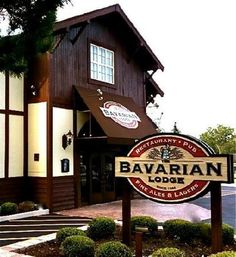 Bavarian lodge