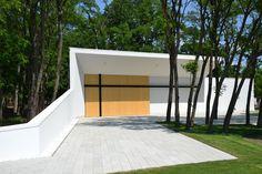 Casa Funerária em Dabas / L.Art Architectural Office