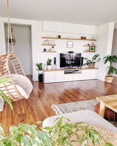 Budget Home Decorating, Small Apartment Decorating, Living Room Decor, Bedroom Decor, Aesthetic Room Decor, Pretty Room, Vintage Room, Home Decor Kitchen, My New Room