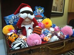 Toy Box at the dental office