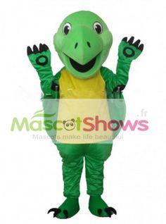 Déguisement Tortue Ninja Adulte - Déguisement comprenant:- une combinaison- une coquille gonflable- 4 masques(rouge, jaune, vert et bleu).