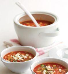 Valašská kyselica | Recepty Albert Chili, Soup, Ethnic Recipes, Chile, Soups, Chilis